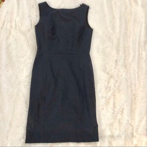 Black Fifth Avenue Sheath Dress   Of Mercer